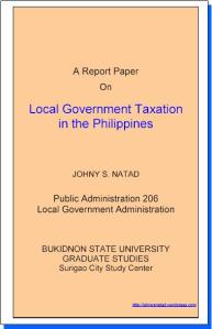 taxation in Philippines