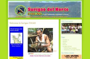 Surigao del Norte FOCAS